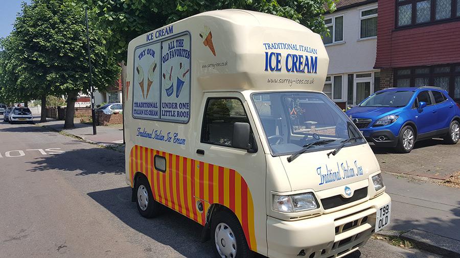 Surrey Ices UK